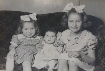 Mum, Joan and Linda