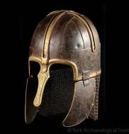 Anglo Saxon Helmet found in York