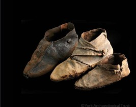 Viking shoes
