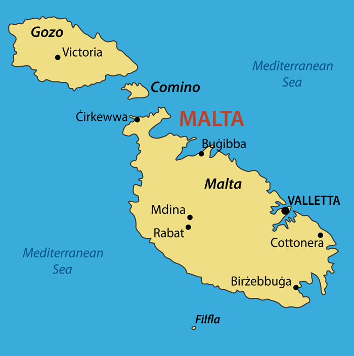 Malta: A Slice Through History (2/6)