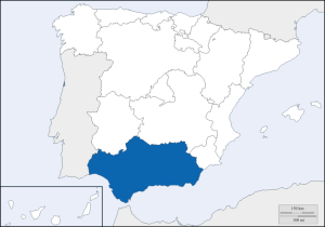 Andalusia_Map