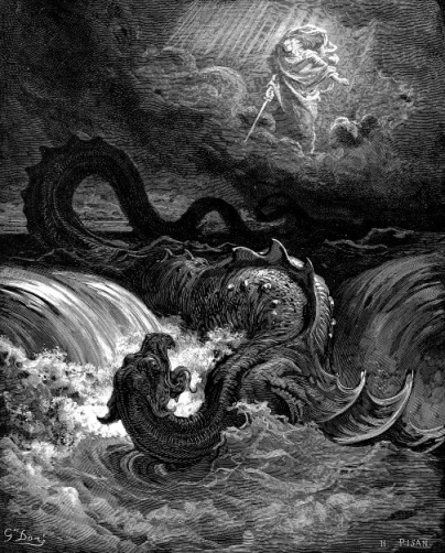 The Destruction of Leviathan.