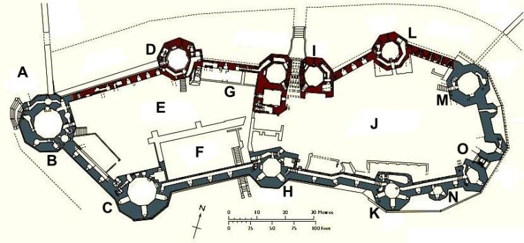Caernarfon_Castle_plan_labelled