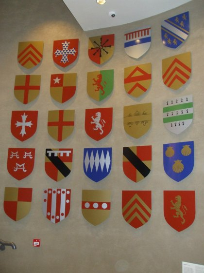 023 Barons' Shields