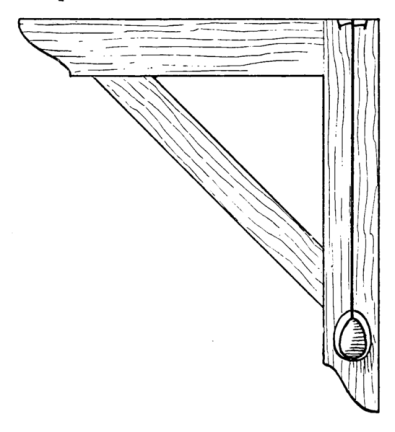 A plum-square from 'Cassell's Carpentry and Joinery'. Public Domain.