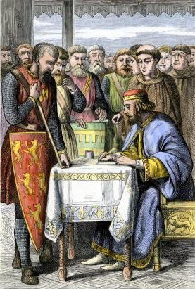 Lincoln and the Magna Carta (2/6)