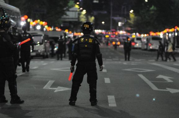 Riots in the Republic of Korea. Courtesy of Pixabay