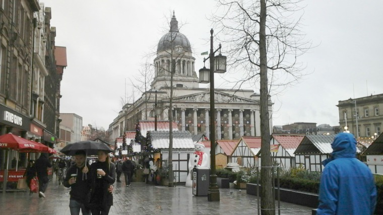 Nottingham Council House (2)