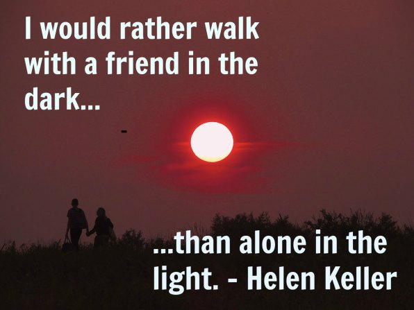 Second Friendship Quote