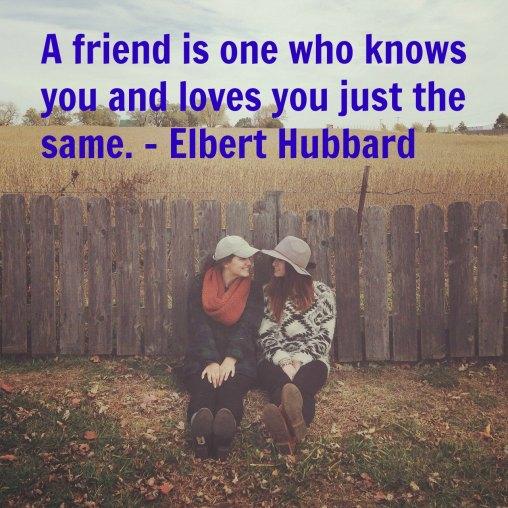 Third Friendship Quote