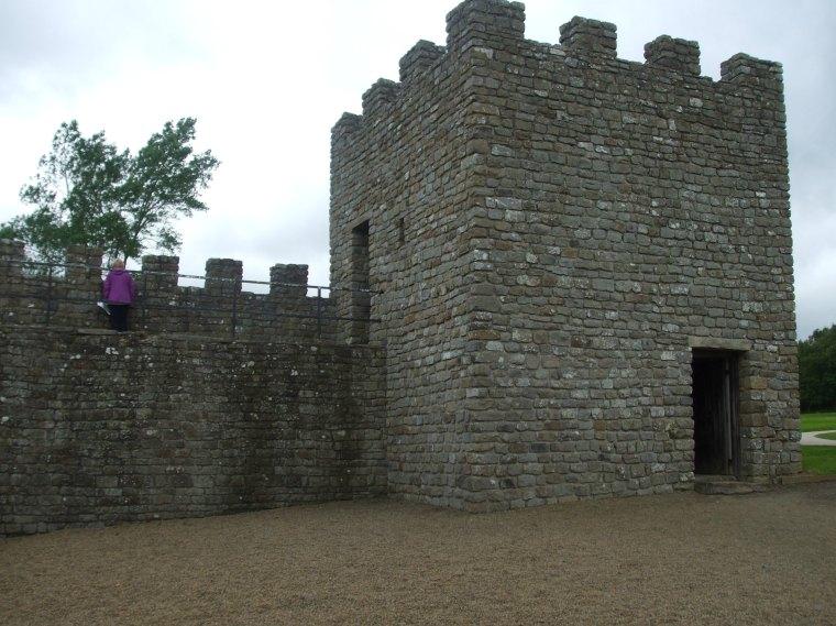086 Stone turret