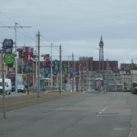 Blackpool Out of Season