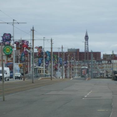 Blackpool Promenade in February (3)