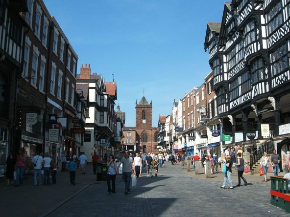 Bridge Street, Chester (2)