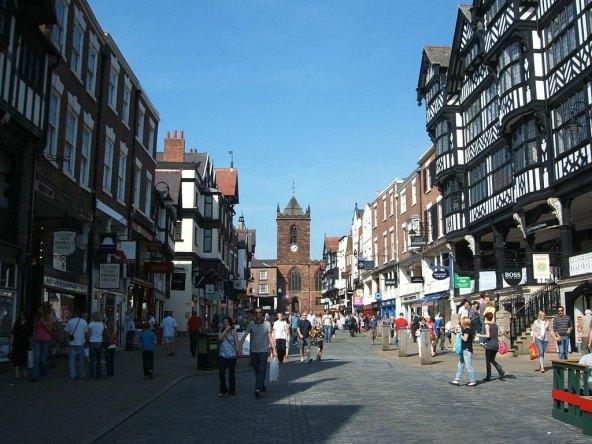 Bridge Street, Chester (2)