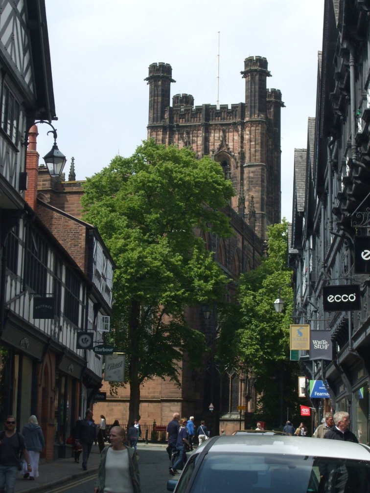 Chester Cathedral 1