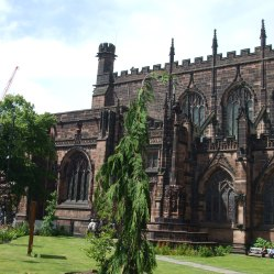 Chester Cathedral 2