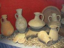 Pottery (amphorae) Dewa