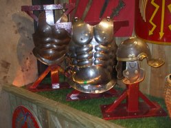 Roman armour Dewa