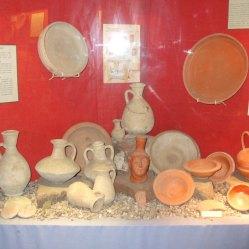 Roman pottery Dewa