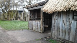 244 Thatched shop