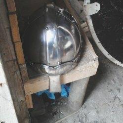 279 Helmet with noseguard