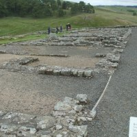 A Visit to Hadrian's Wall 3 - Housesteads Fort