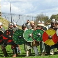 Vikings attack Wareham!