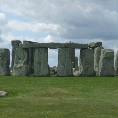 Trilithons at Stonehenge