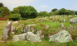 Carn Euny Iron Age Village