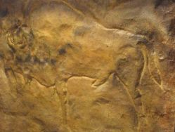Cave Painting - Cox's Cave 3 R