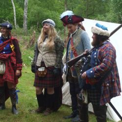 Scots Encampment A