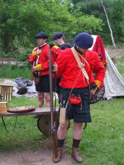 Scots' Encampment B