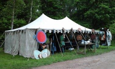 Stall at Sherwood 1