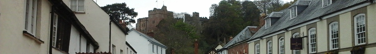 A Pretty Village Called Dunster