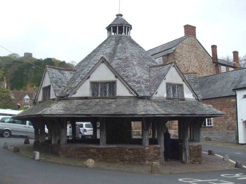 Dunster Yarn Market