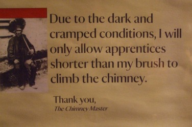 Chimney Sweep requirements