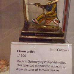Clown Artist c 1900