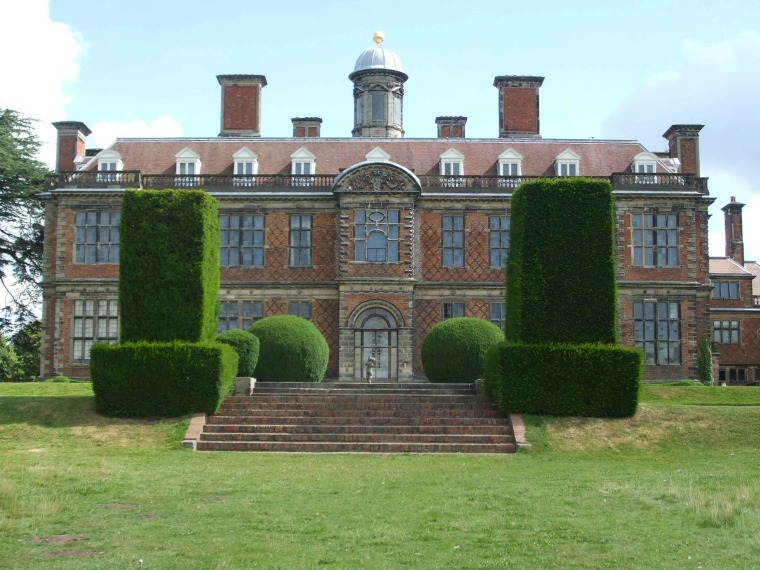 Rear of Sudbury Hall 2