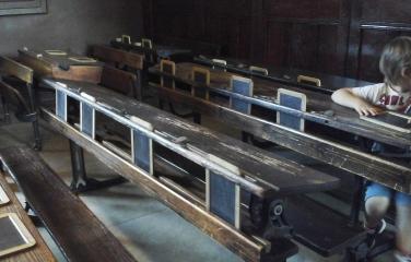 Victorian Schoolroom 1