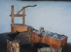 Viking forge
