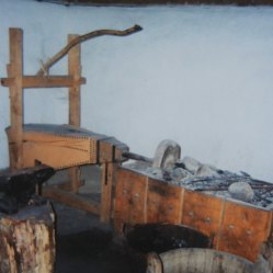 Viking forge