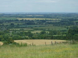 Vale of White Horse from White Horse Hill
