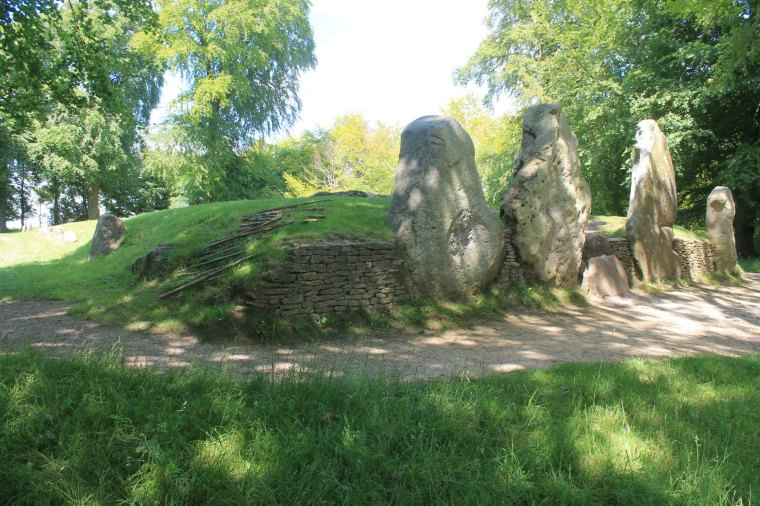 Wayland's Smithy Long Barrow