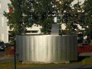 Geothermal hot water distribution in Reykjavik.