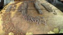 Battle of Agincourt model