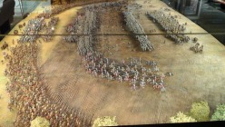 Battle of Agincourt model
