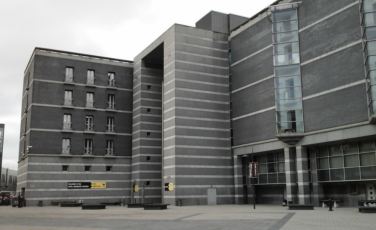 The Royal Armouries purpose-built premises in Leeds