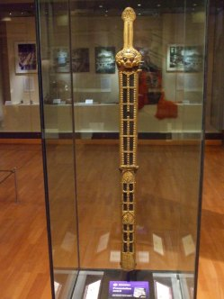 Chinese Warrior's sword