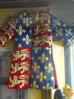 Knight's surcoat